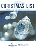 img - for Grown-up Christmas List (Piano Vocal, Sheet Music) book / textbook / text book