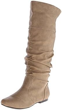 Qupid Women's Neo-144 Slouch Boot