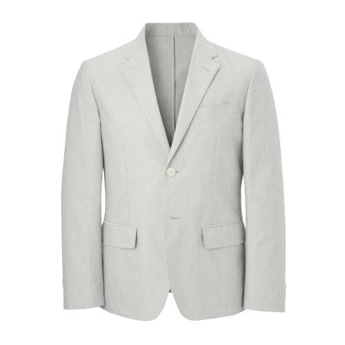 (タケオ キクチ)TAKEO KIKUCHI クールマックスオックスジャケットドレス グレー系(013) 01(S)