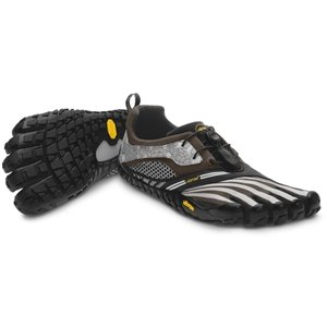 Vibram Fivefingers Spyridon LS Mens Hiking Shoes Military Green/Grey/Black (M4125), 43