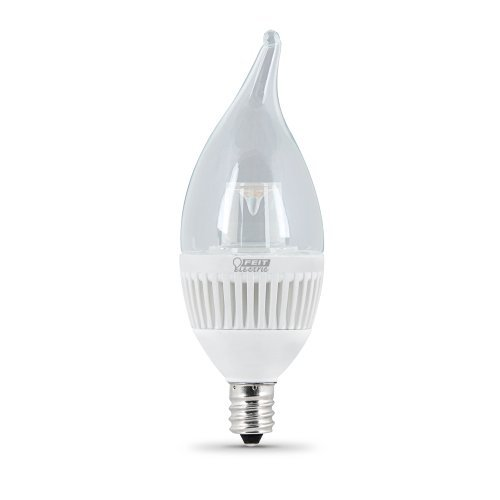 Feit Electric Cfc/Dm/Led Dimmable Chandelier Bulb 200 Lumens 3 Watts