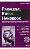 img - for The Paralegal Ethics Handbook, 2011 ed. book / textbook / text book