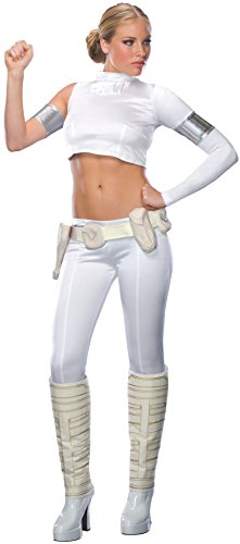 Secret Wishes Women's Star Wars Padme Amidala Adult Costume, Multicolor, Small