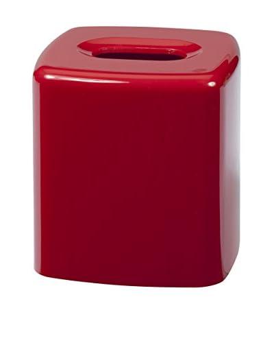 Creative Bath Gem Tissue Cover, Red