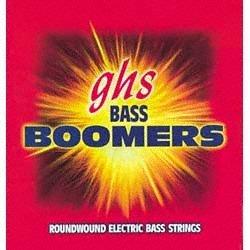 Ghs 3135 Bass Boomers Short Scale Electric Bass Guitar Strings - Light Gauge