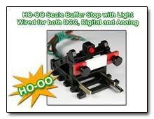 HO/OO Scale Buffer Stop DC DCC Wired