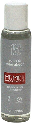 Mr&Mrs easy fragrance 018 Morocco rosa di marrakech 詰め替えボトル100ml
