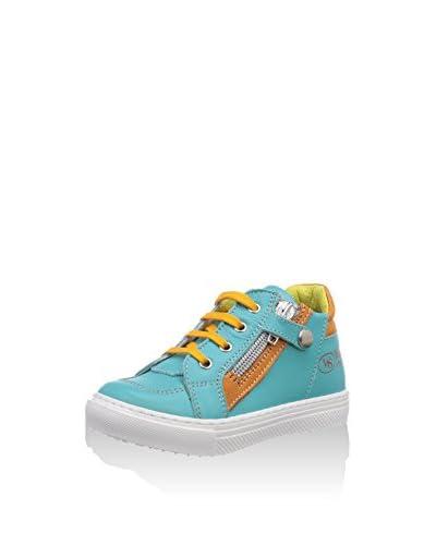 Walk Safari Sneaker [Turchese]