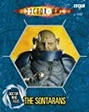 Justin Richards The Sontarans (Doctor Who Files 13)
