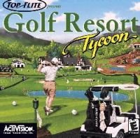 Golf Resort Tycoon Computer Game