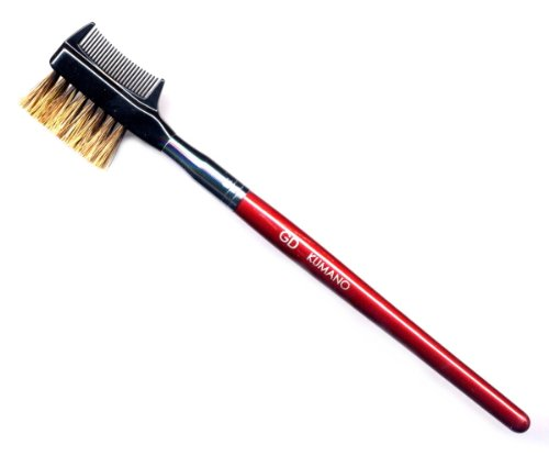 五大洲化粧筆 コーム&ブラシ 熊野筆