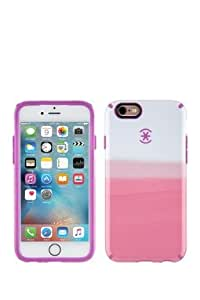 Speck Products Apple iPhone 6 CandyShell Inked Case - Carrying Case - Retail Packaging - COLORDIP PINK / BEAMING ORCHID PURPLE