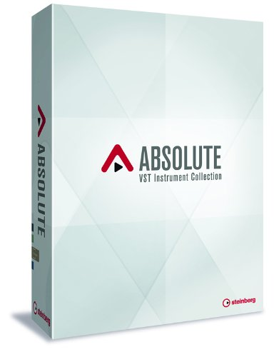 STEINBERG ABSOLUTE VST INSTRUMENT COLLECTION BLIDUNG PREIS