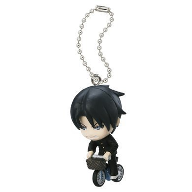 "Bandai The Basketball Which Kuroko Plays *Off Shot Edition* Strap Figure ~1.5"" - Takao Kazunari"