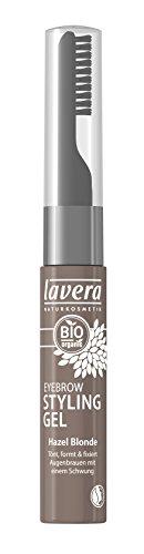 lavera-style-und-care-eyebrow-gel-farbe-hazel-blonde-blond-augenbrauen-wimpern-gel-natural-innovativ