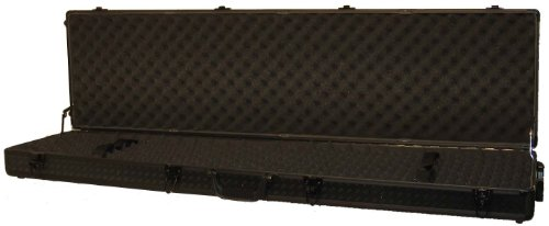 Sportlock Aluminumlock Series Double Rifle Case with wheels
