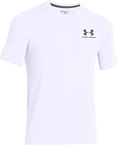 under-armour-cc-left-chest-lockup-camiseta-de-fitness-hombre-blanco-m