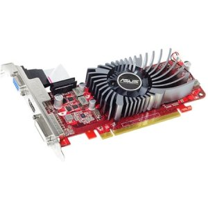 ASUS EAH6570/DI/1GD3 LP ATI Radeon HD6570 1GB DDR3 VGA/DVI/HDMI Low Profile PCI-Express Video Card