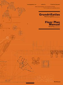 Floor Plan Manual: Housing: Third Revised and Expanded Edition (German and English Edition)
