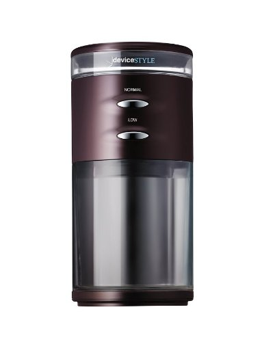 DeviceSTYLE Brounopasso coffee grinder Brown GA-1-BR