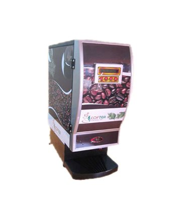 Coftea CUTE 2-Lane Coffee Vending Machine