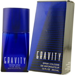 Gravity For Men. Cologne Spray