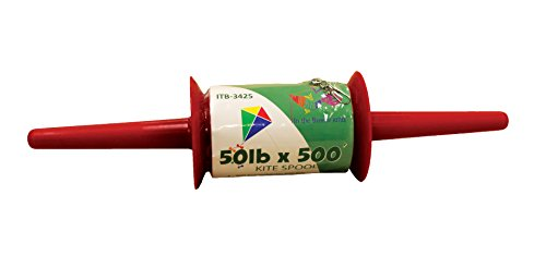 In the Breeze Kite Spool, 50 lb x 500-Feet