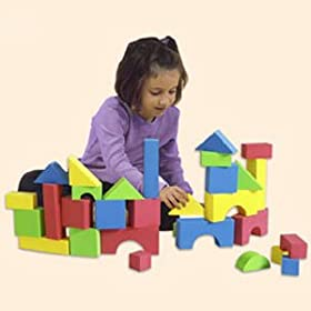 Edushape Educolor Blocks 30-pc. Set