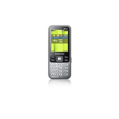 Tlphone GSM SAMSUNGC3322NOIR