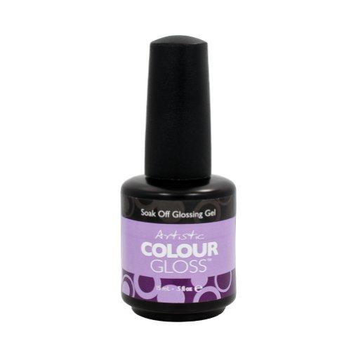 Artistic Colour Gloss Top Coat Nail Design Soak Off Glossing Gel Polish 03201 jessica лак для ногтей nutter butter jessica custom nail colour custom nail colour upc 274 14 8 мл
