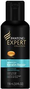 Advanced Keratin Repair Shampoo- 3.9 oz