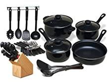 Chef s Du Jour 32-Piece Kitchen Combo Set