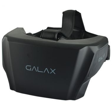 Galaxy Microsystems GALAX VISION (VR) VRヘッドマウントディスプレイ GAVRA111H14U2