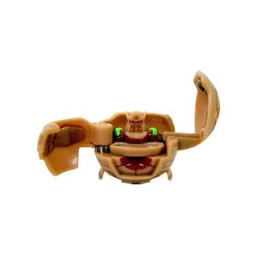 Bakugan Battle Brawlers   Loose Figure   Gorem Subterra   Brown