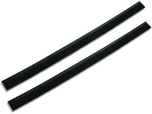 GBPro - Lame caoutchouc pour raclette à vitres à deux faces 45cm x 2