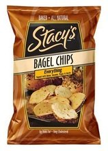 Stacy's Pita Chips Everything Bagel Chips 8 oz. (Pack of 12)