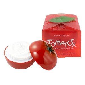 Tony Moly® Tomatox - Magic White Massage Pack - Facial Care