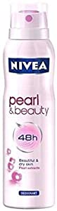 Nivea Pearl and Beauty 48H Beautiful Pearl Extracts