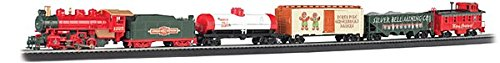 Bachmann Industries Jingle Bell Express Ready To Run Electric Train Set