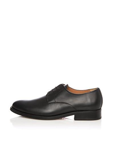 Rooster League Zapatos derby Clásicos Negro