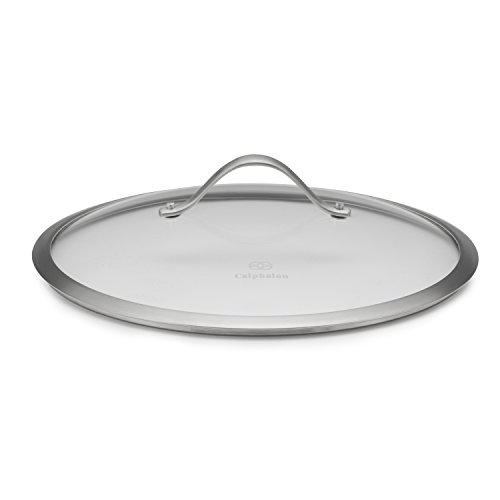 Calphalon Contemporary 12 Inch Glass Cover (12 Pan Glass Lid compare prices)