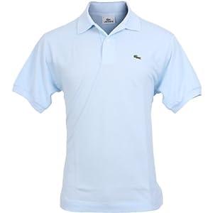 Lacoste Herren Poloshirt L1212-00, Gr. 48/T3, Hellblau (rill T01)