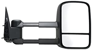 Fit System 62073G CHEVY Silverado/Tahoe/Suburban/GMC Sierra/Yukon XL Replacement OE Side Mirror