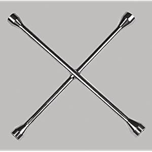 Custom Accessories 84441 4-Way Lug Wrench