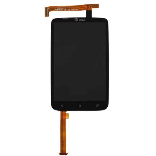 Lcd Display Touch Screen Digitizer Assembly Replacement For At&T Htc One X / G23