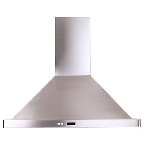 Cavaliere SV218B2-30 Wall Mount Range Hood with 900 CFM in Stainless Steel (Cavaliere Range Hood compare prices)