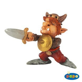 Papo Troll with Sword