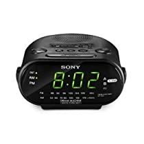 Sony ICF-C318BLACK - clock radio (ICFC318BLACK) -