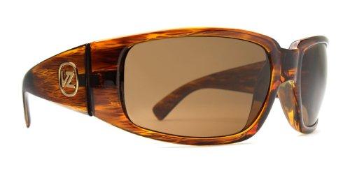 Von Zipper Papa G Sunglasses, TRT Tortoise / Bronze Lens