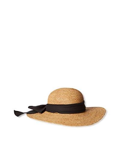 Scala Women's Woven Hat, Tea